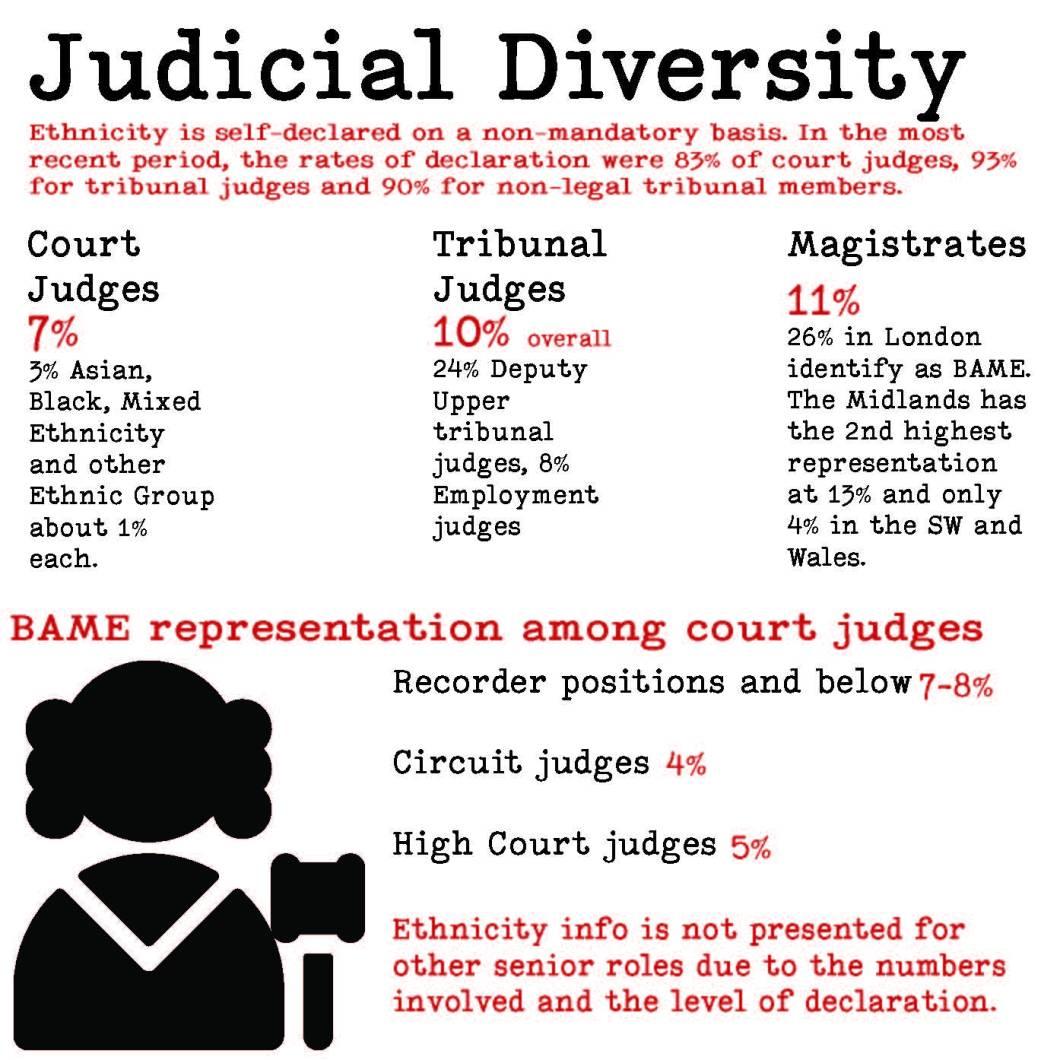 Judicial diversity